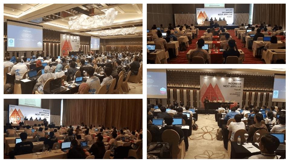 Samsung menyelenggarakan Tizen Developer Workshop