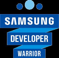 Samsung Developer Warrior