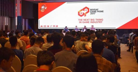 Seminar - Business Day BEKRAF Game Prime 2017