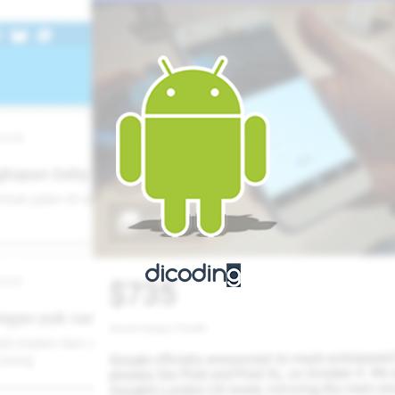 Token Academy Menjadi Android Developer Expert