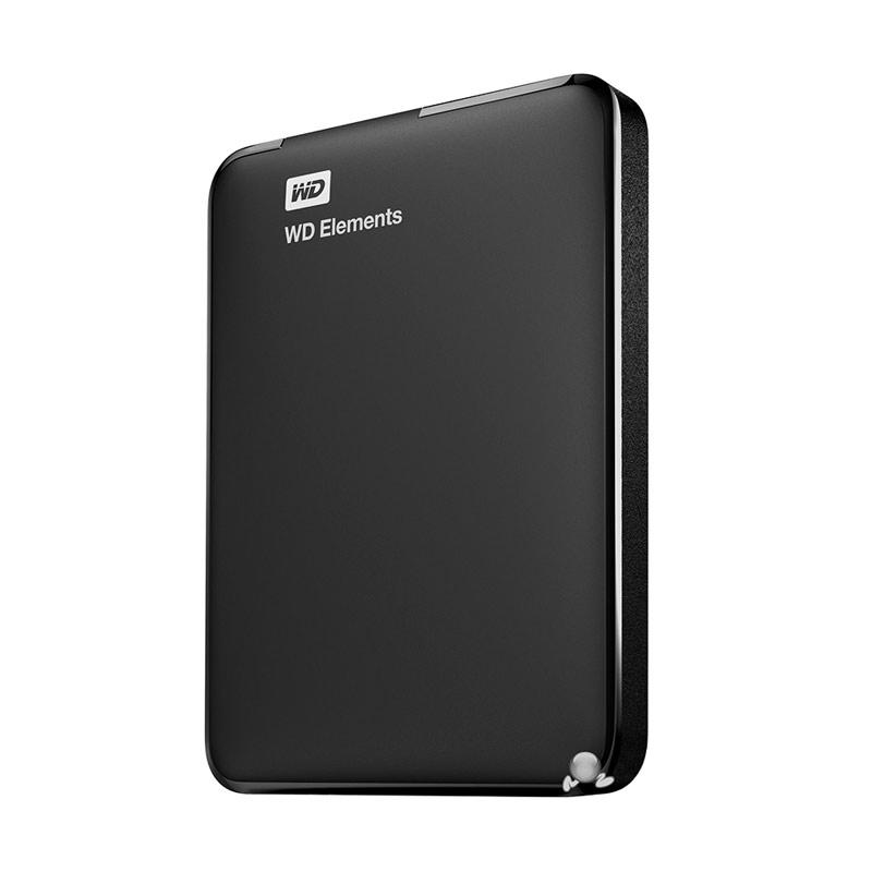 WD Elements Black Hard Disk Eksternal